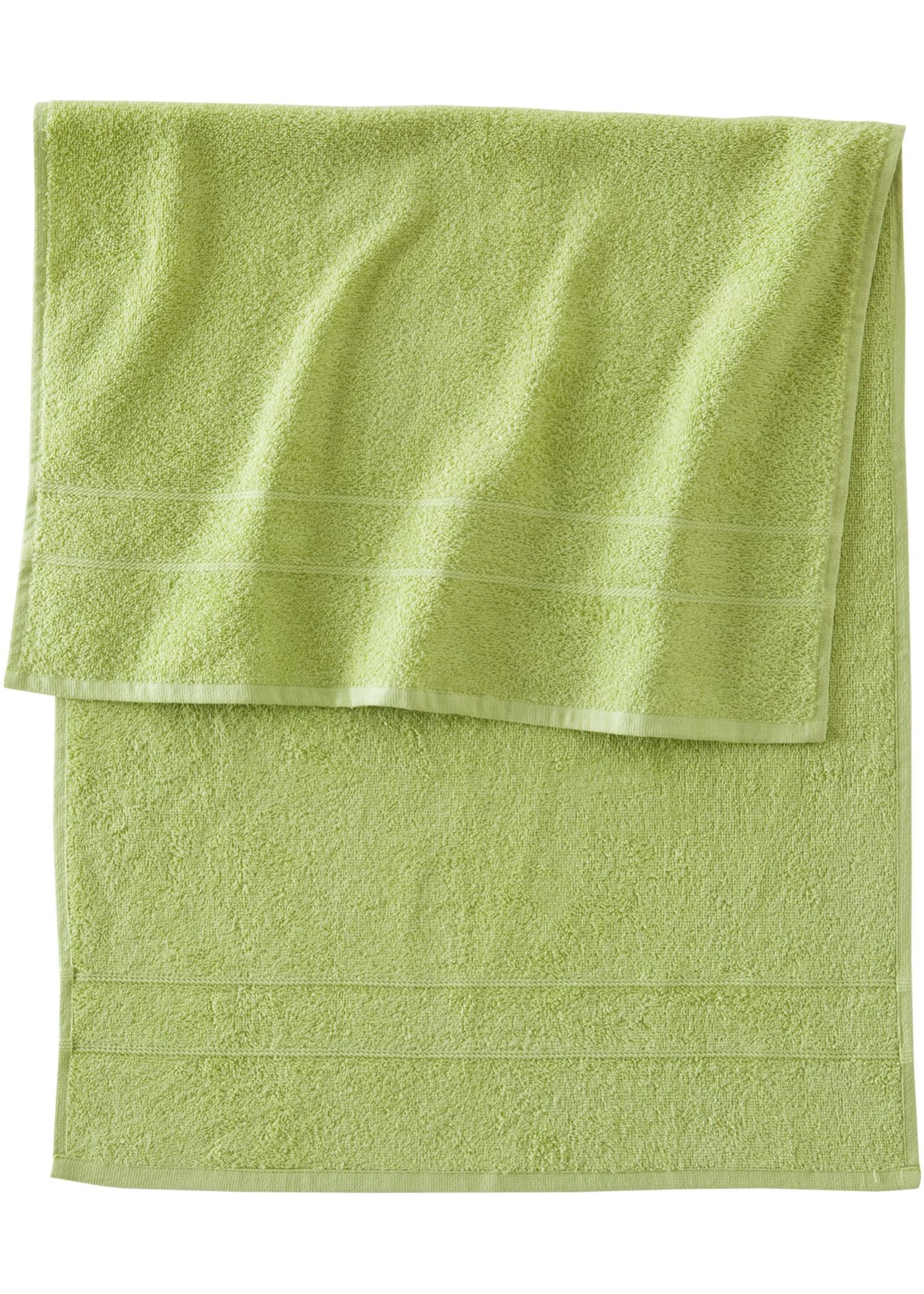 Lot de 4 serviettes de toilette Vio