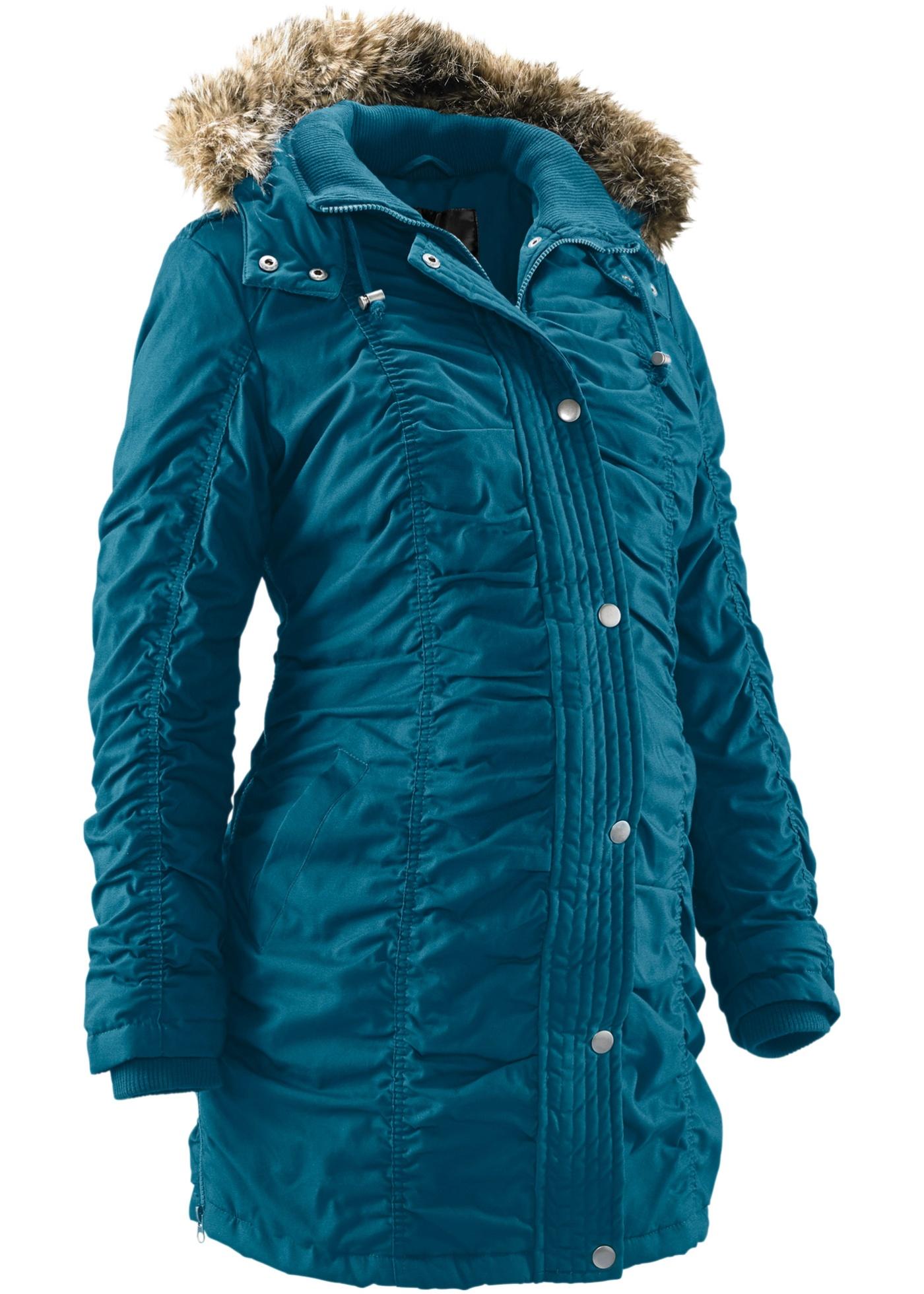 Veste d''hiver de grossesse, ajustable