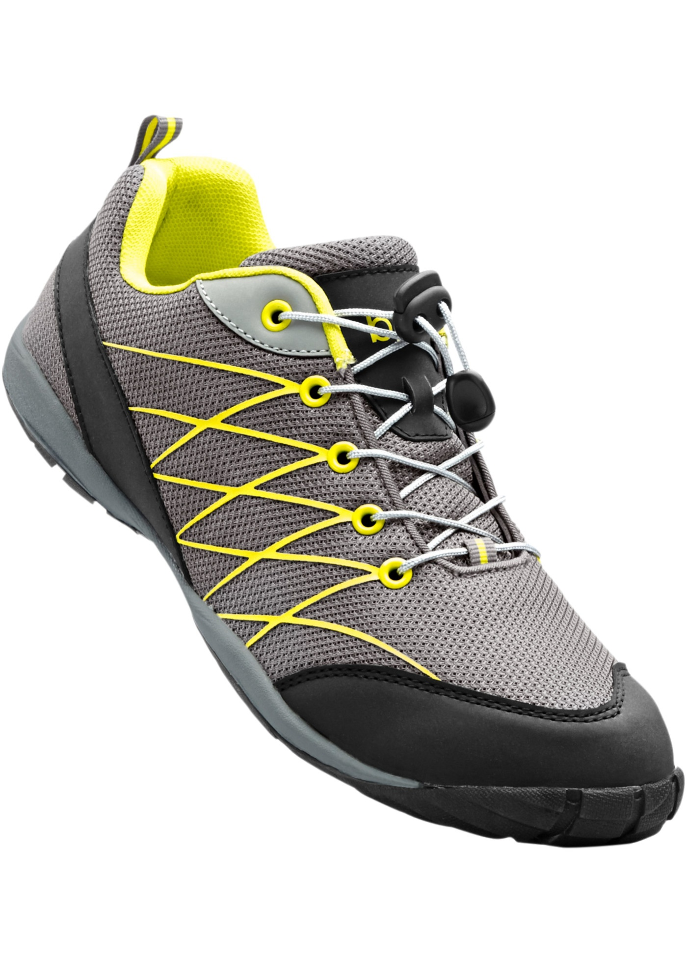 Chaussures de randonnée gris chaussures & accessoires - bonprix