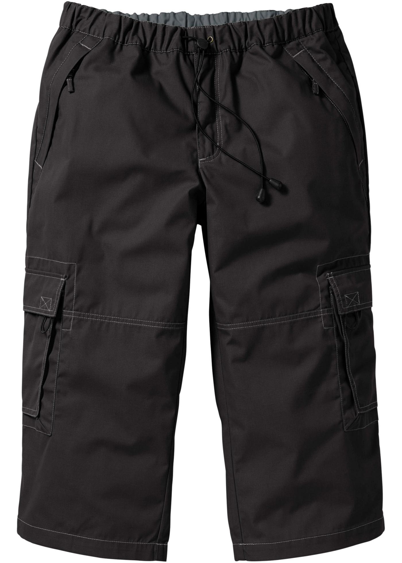 Pantalon 3/4 Loose Fit
