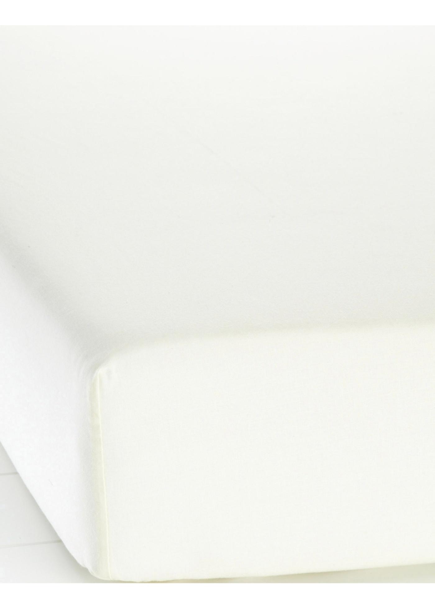 """Belle qualité linon pur coton : d""""aspect fin et lisse, le tissu est très agréable. Drap-housse doux, léger et micro-respirant. T. 4 + 5 uniquement disponibles en anthracite, bleu et blanc."""