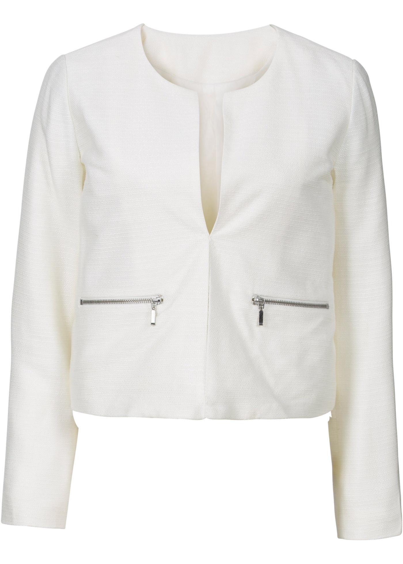 blazer blanc pas cher femme mode2. Black Bedroom Furniture Sets. Home Design Ideas