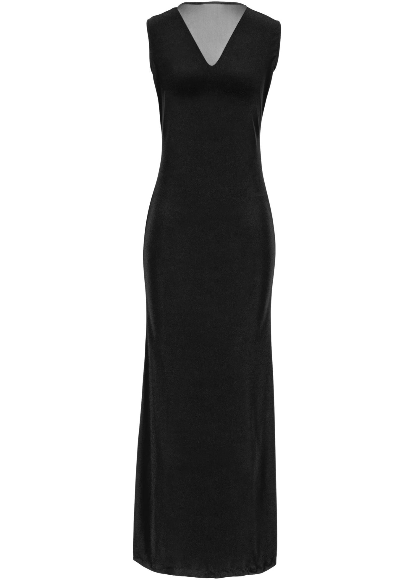 Robe de soirée noir femme - bonprix