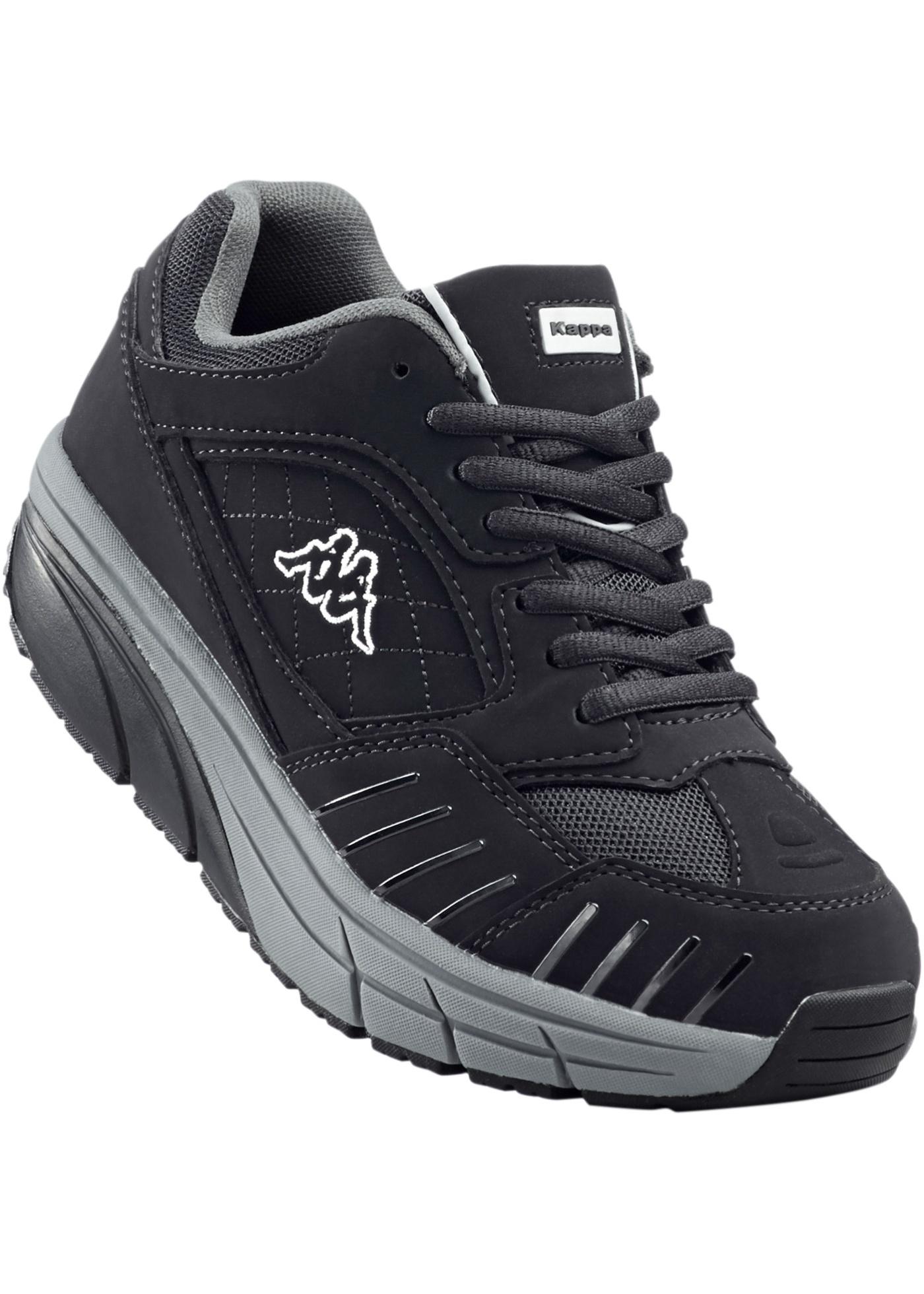 Prix compétitif ! Activemover, la chaussure de sport pour femme de la marque Kappa au design léger pour une remise en forme efficace. Pour une meilleure posture et une musculation sans effort. Favorise la perte de poids. Tonifie et raffermit la musculatur