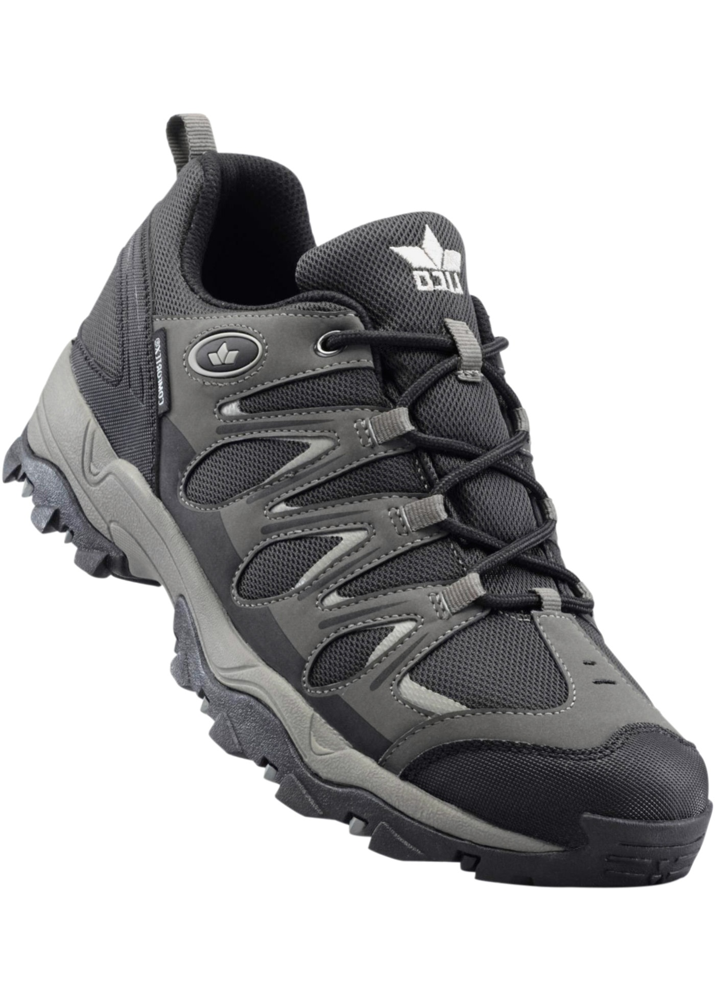 Chaussures de randonnée de Lico gris chaussures & accessoires - bonprix