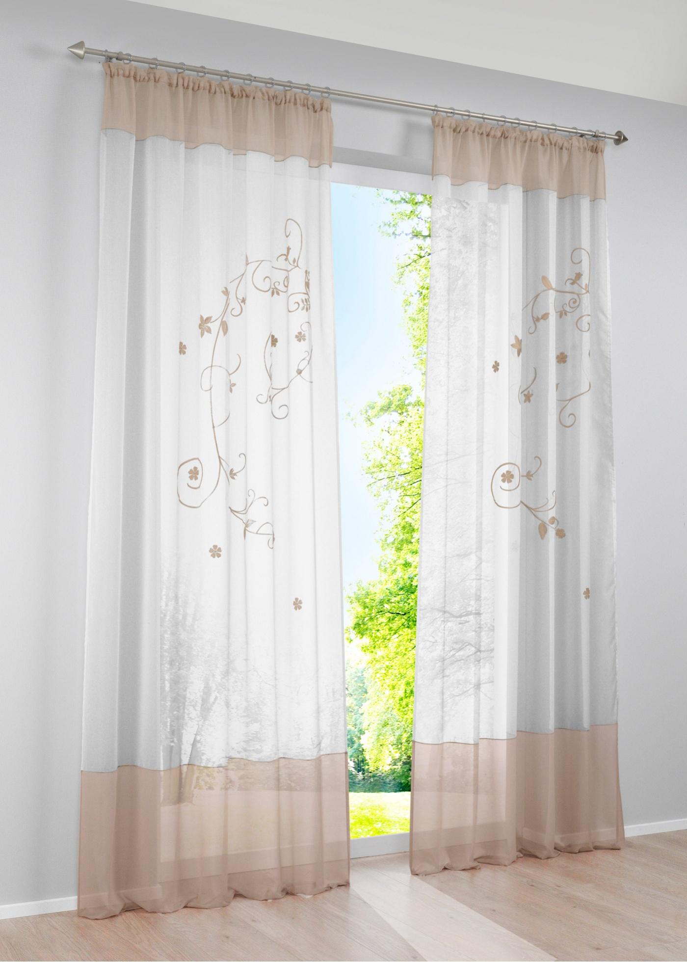 voilage sandy 1 pce galon fronceur pas cher reduction voilage sandy 1 pce galon. Black Bedroom Furniture Sets. Home Design Ideas