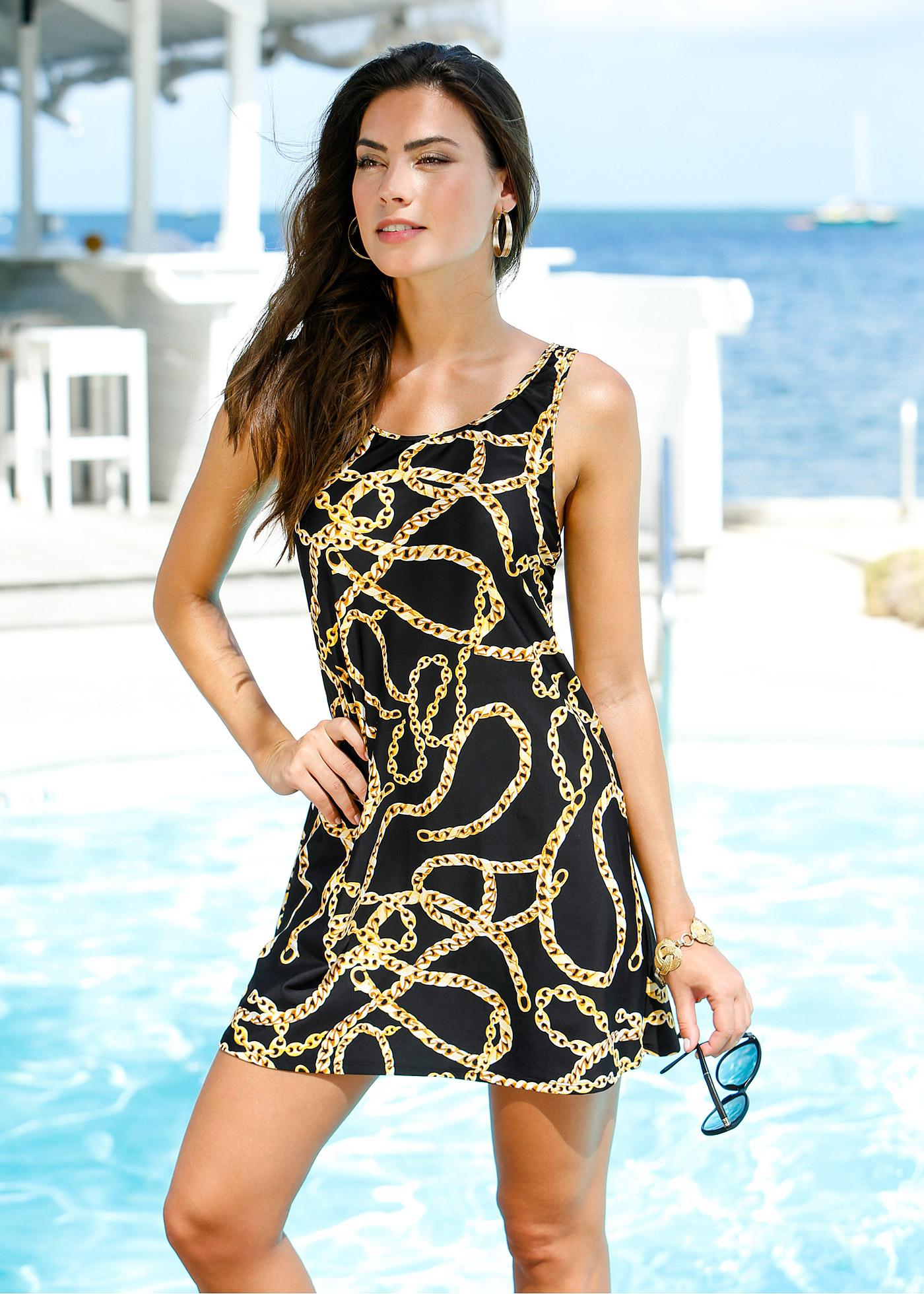 robe de plage femme jusqu 67 v tements femme pureshopping. Black Bedroom Furniture Sets. Home Design Ideas