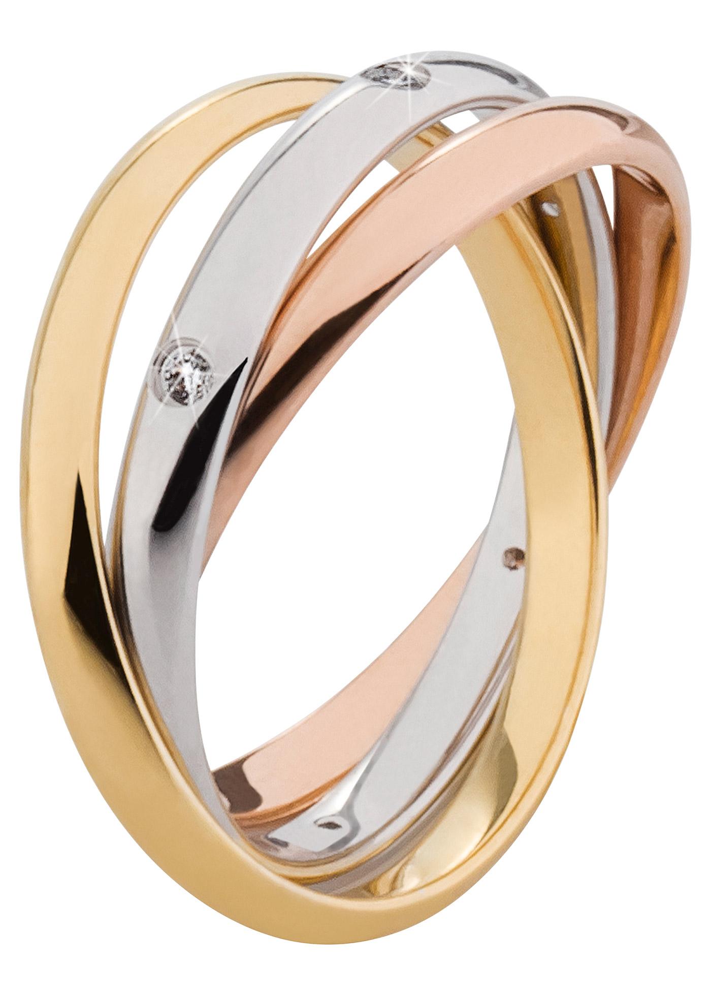 Bague composée de 3 anneaux entrelacés. Voir la rubrique bonprix service/Guide des tailles pour bien choisir votre bijou en ligne. Métal.