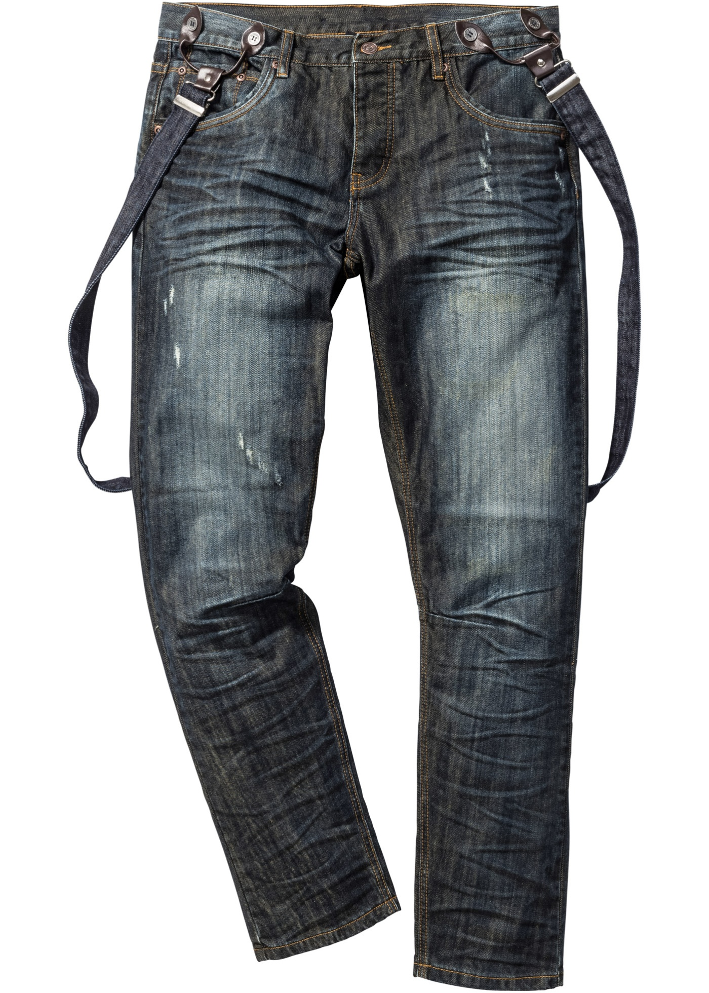 Jean Regular Fit Tapered, Longueur (pouces) 32