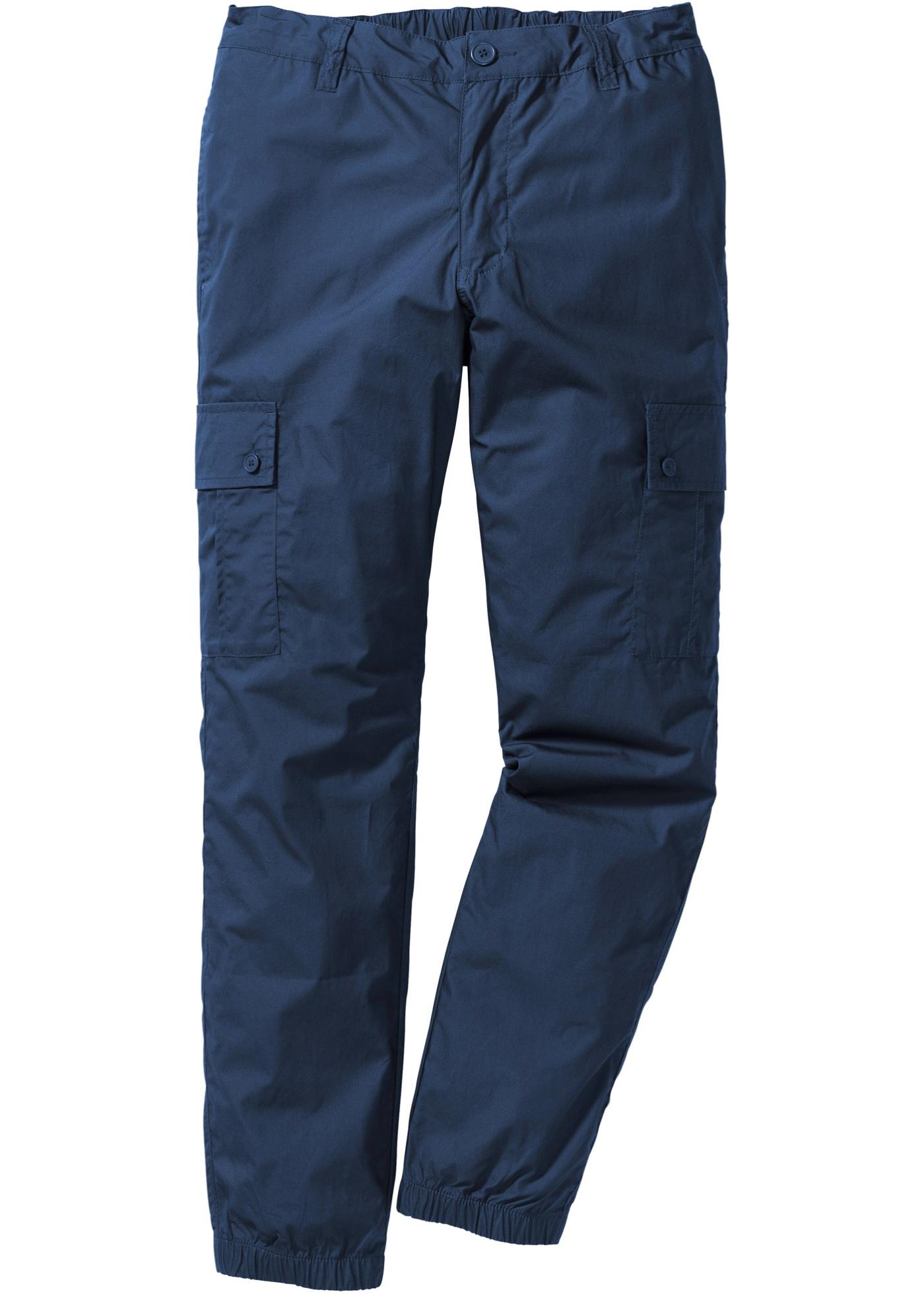 Pantalon cargo Regular Fit Tapered