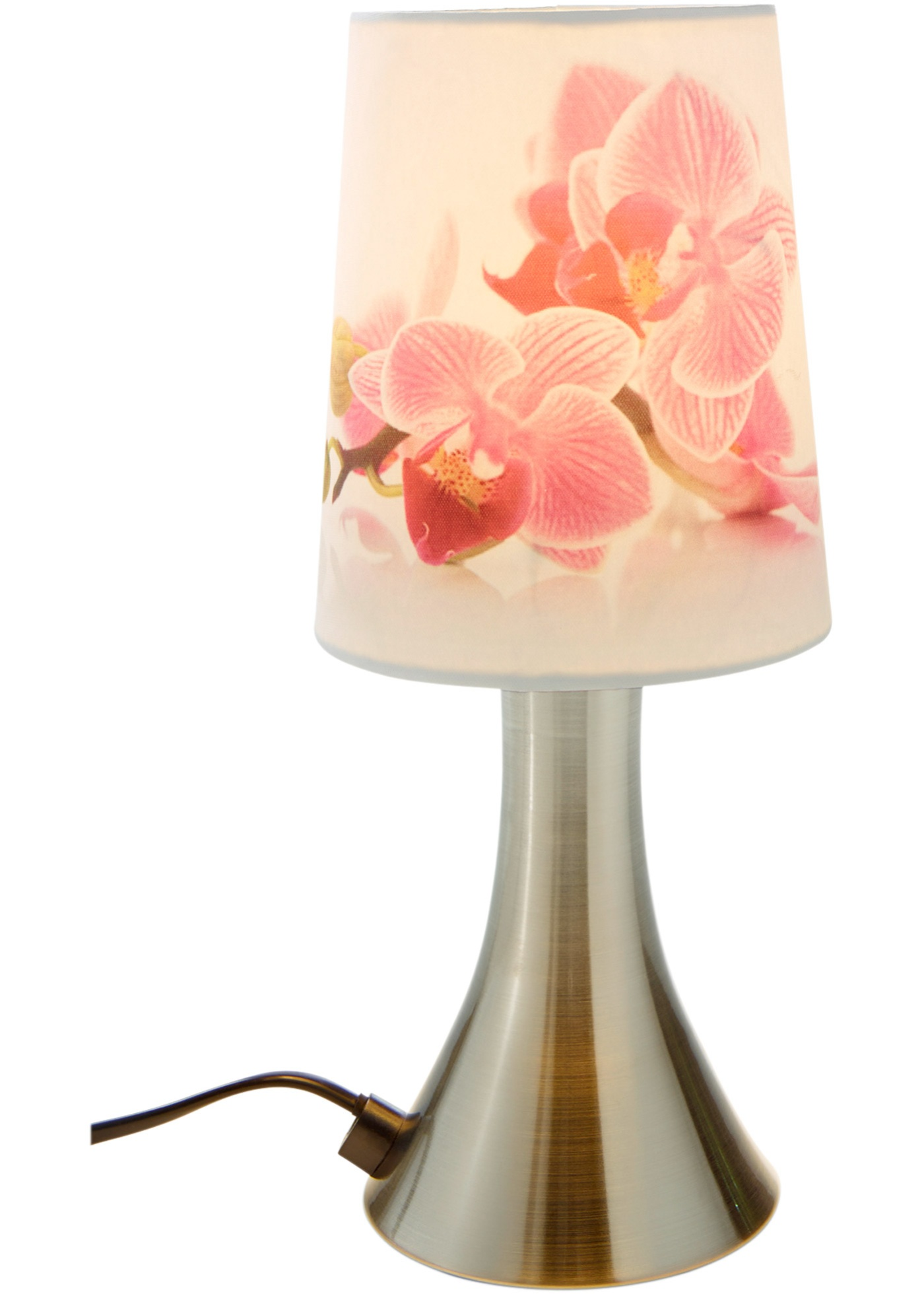 Lampe tactile Orchidée