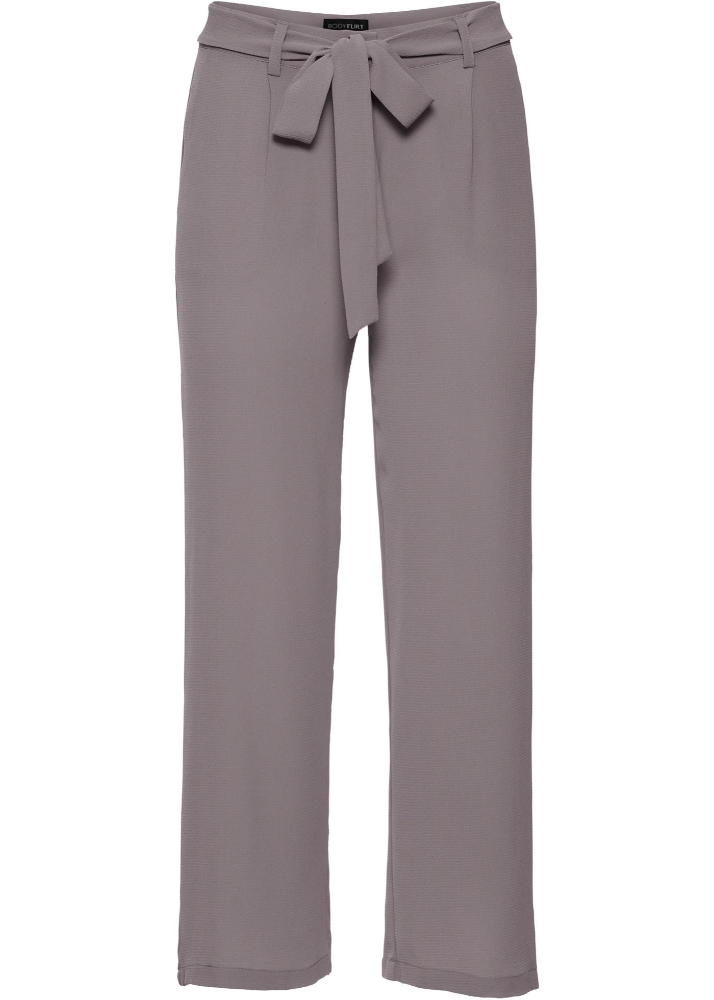 Pantalon 7/8, jambes amples
