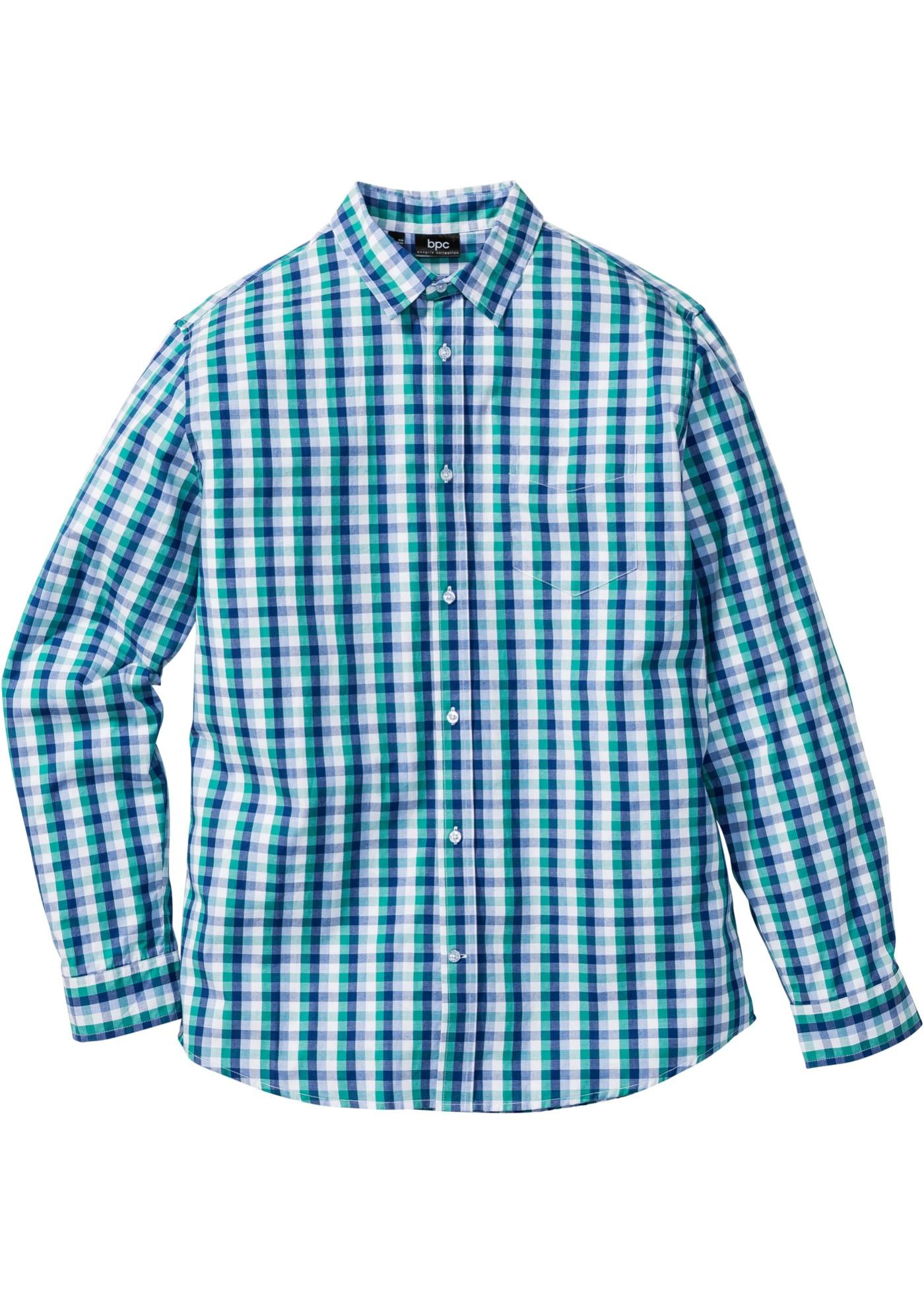 Chemise à carreaux Regular Fit