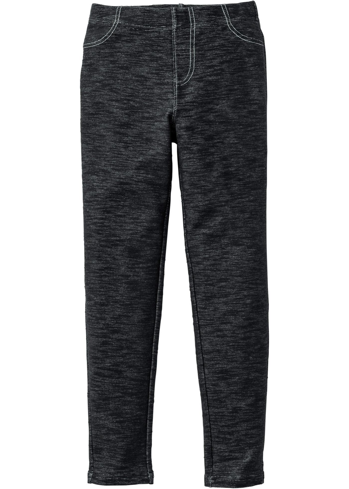 Legging aspect jean