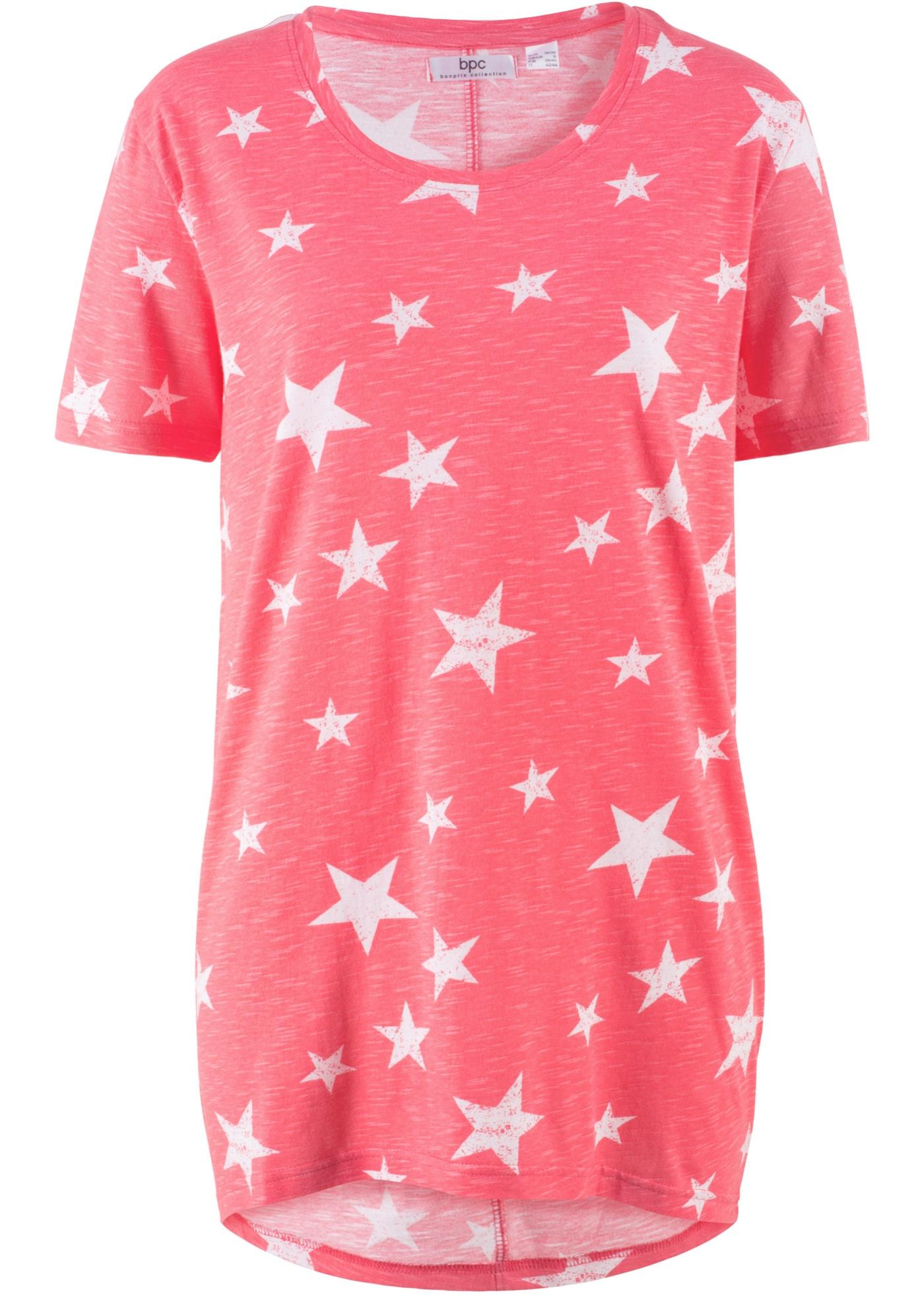 T-shirt oversize mi-manches