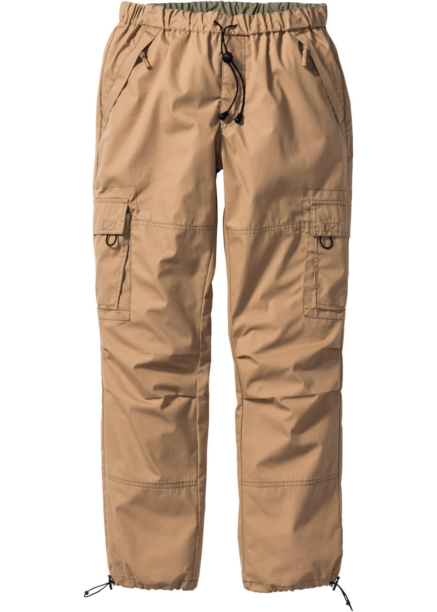 Pantalon cargo loose fit, N.