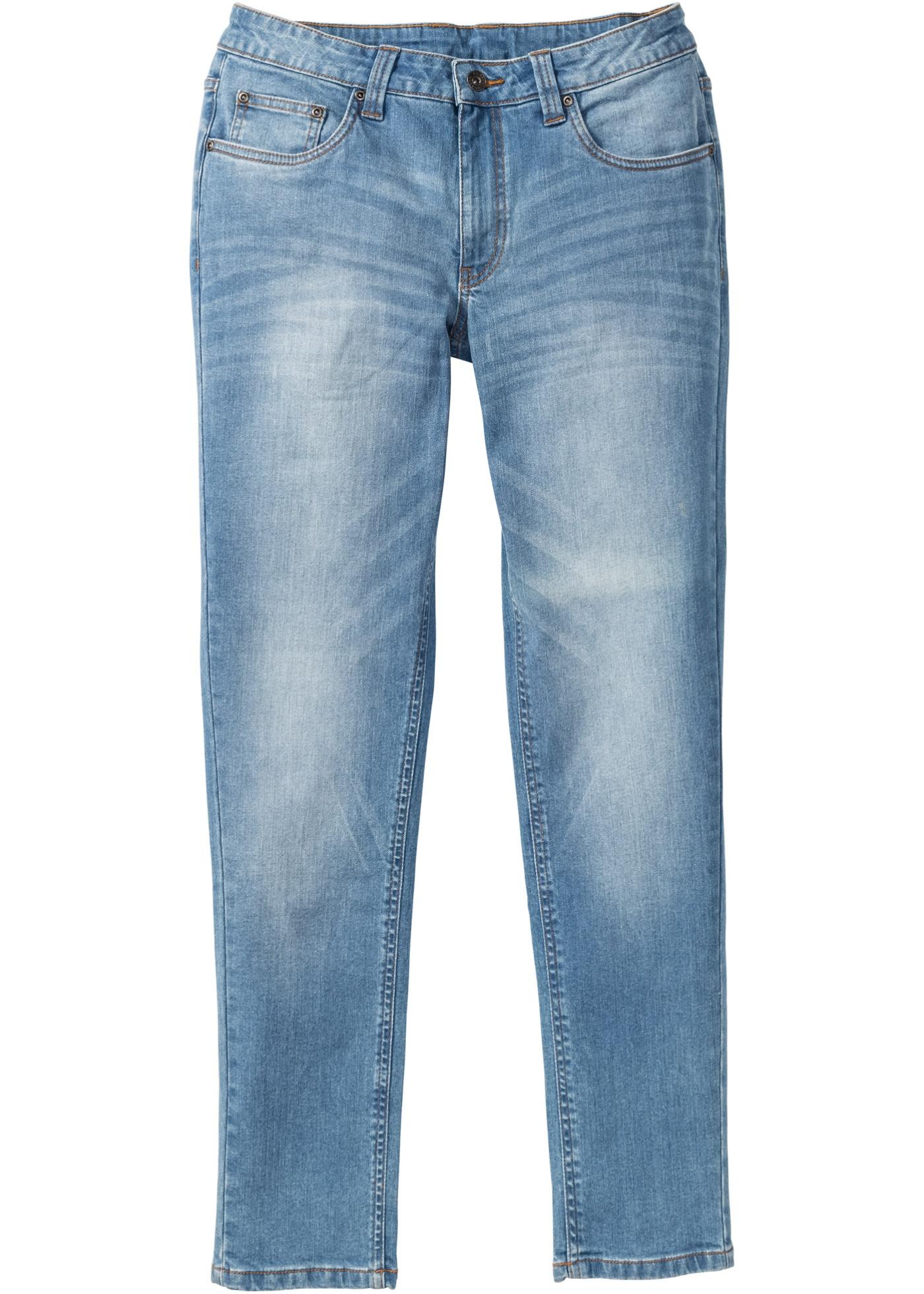 Jean extensible Skinny Fit Straight, Longueur (pouces) 32