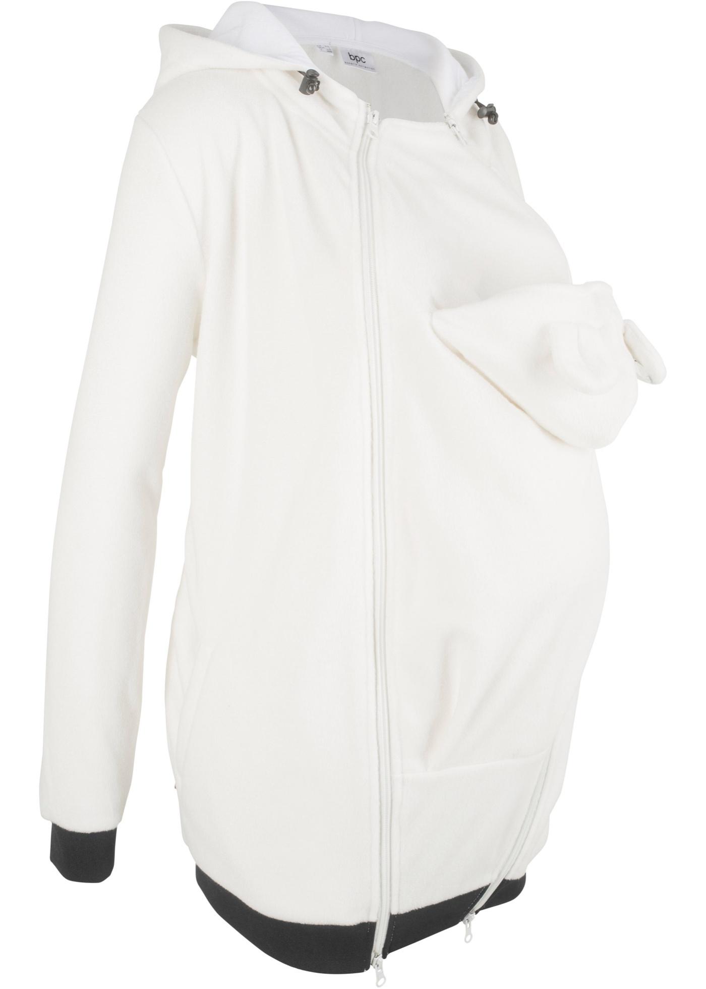 Veste en polaire de grossesse avec empi?cement pour bébé pour la grossesse & apr?s