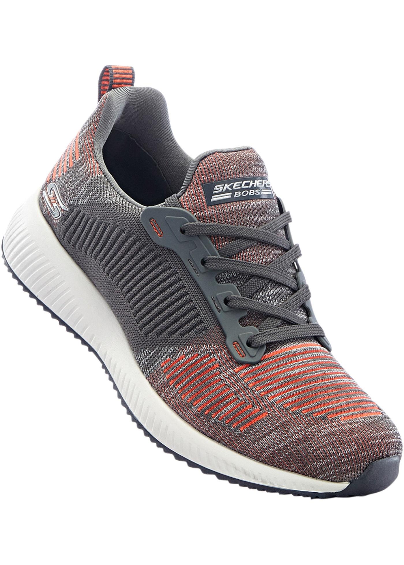 Sneakers de Skechers, à lacets.