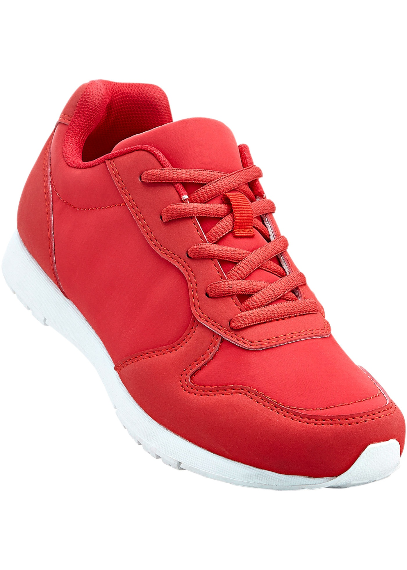 Sneakers avec semelle extérieure légère et flexible, dessus résistant.