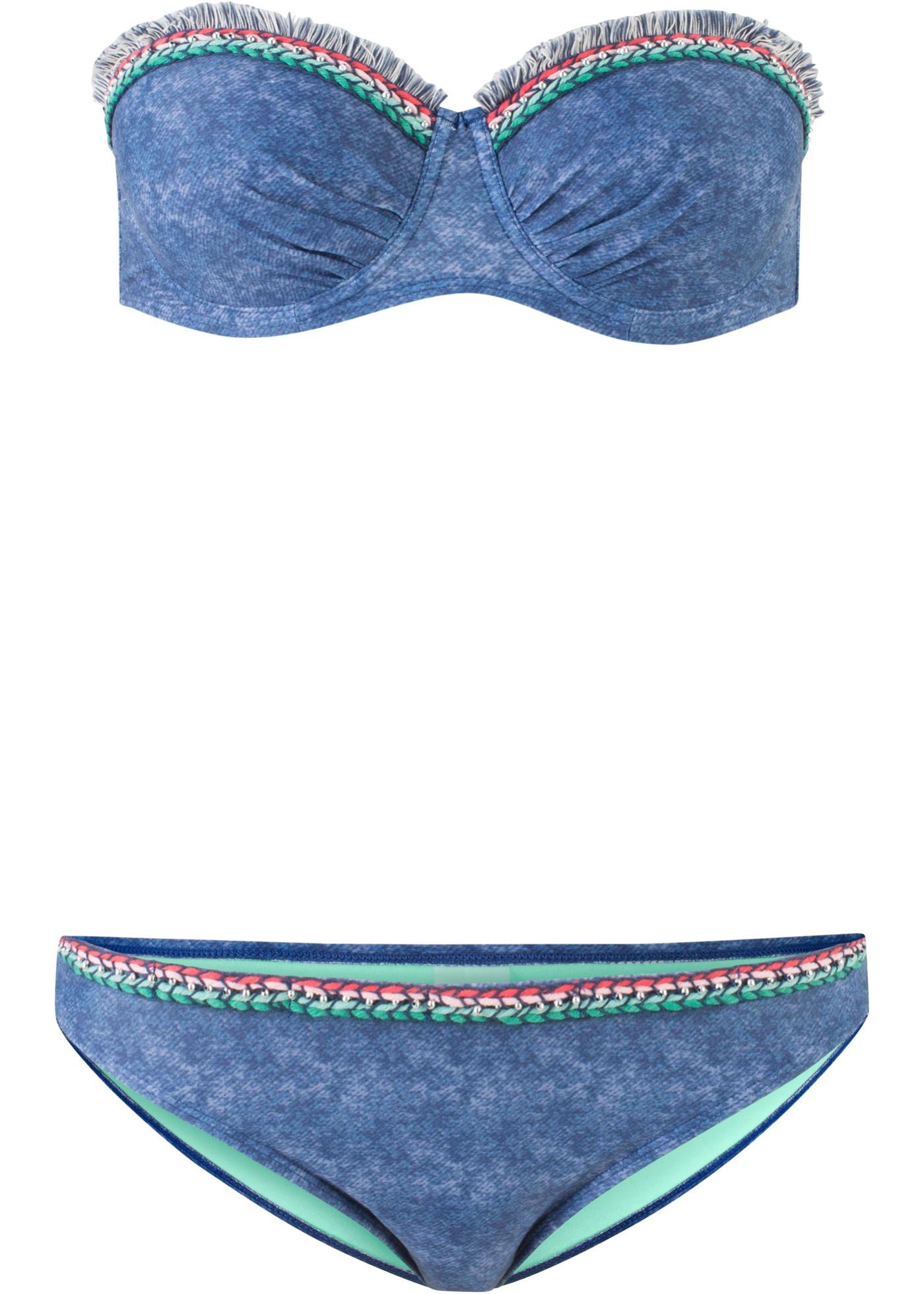 Bikini à armatures (Ens. 2 pces.), Bon. B