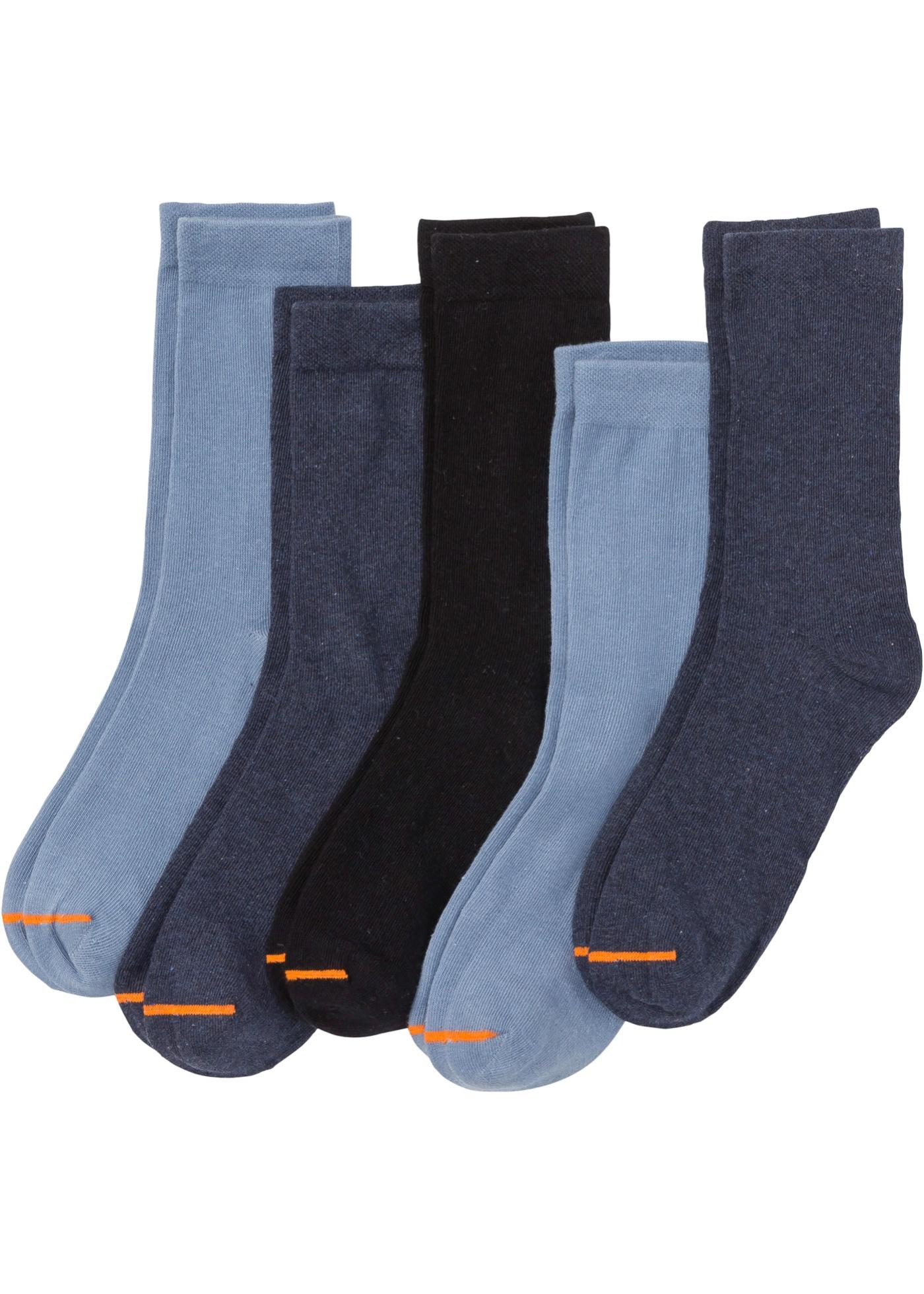 Lot de 5 paires chaussettes