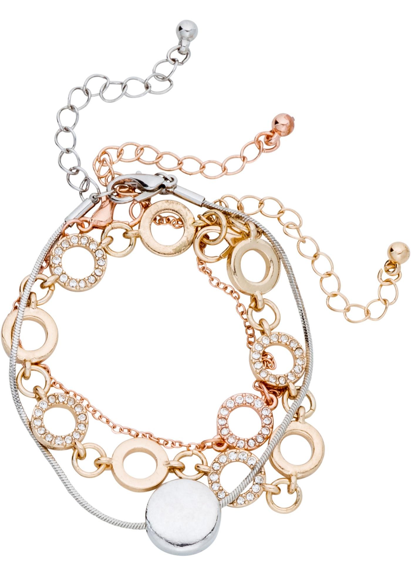 Un set de bracelets à porter ensemble ou séparément.