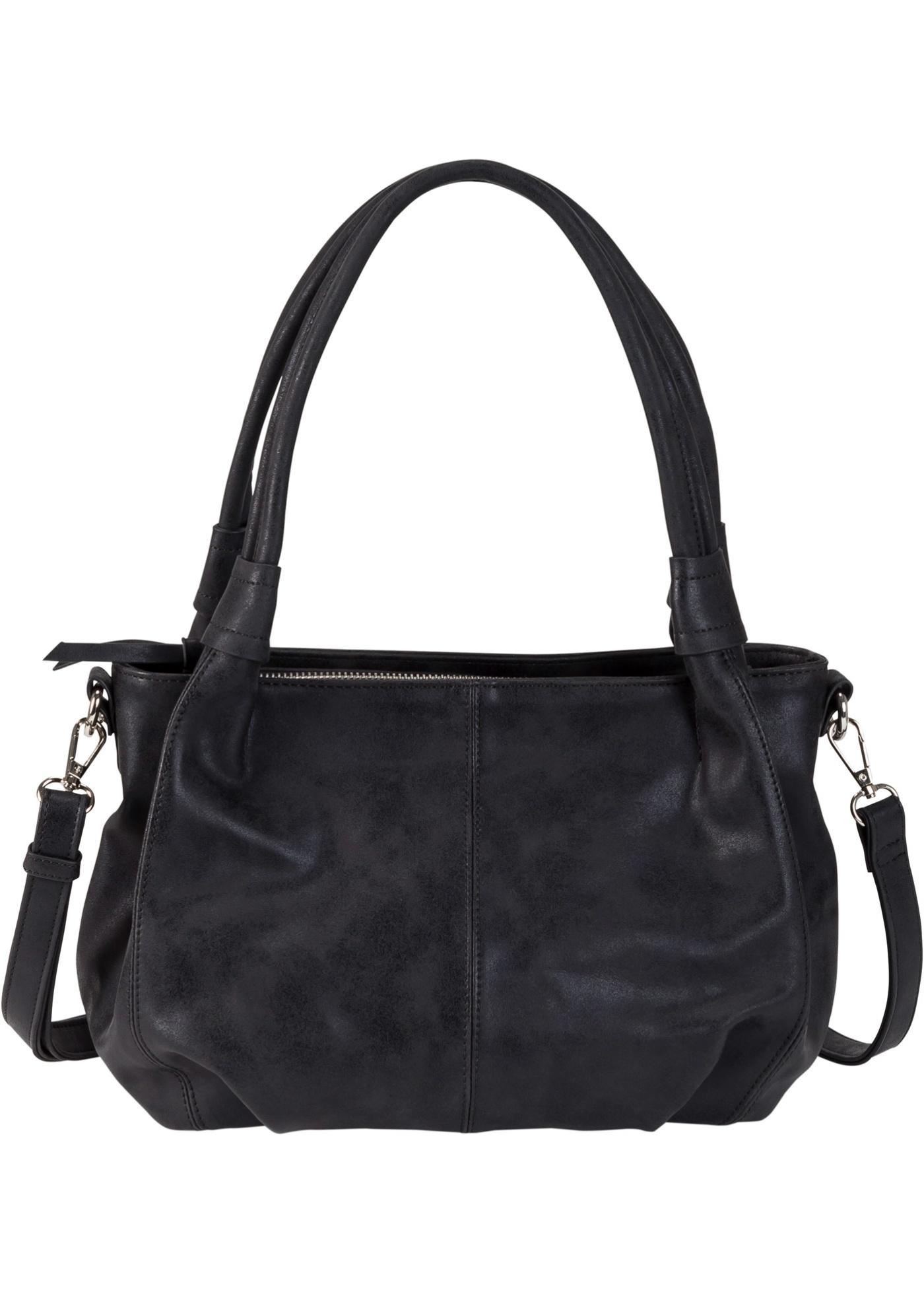 """Parfait pour le quotidien : sac de bpc au design sobre. Différentes façons de le porter (à la main ou sur l""""épaule)."""