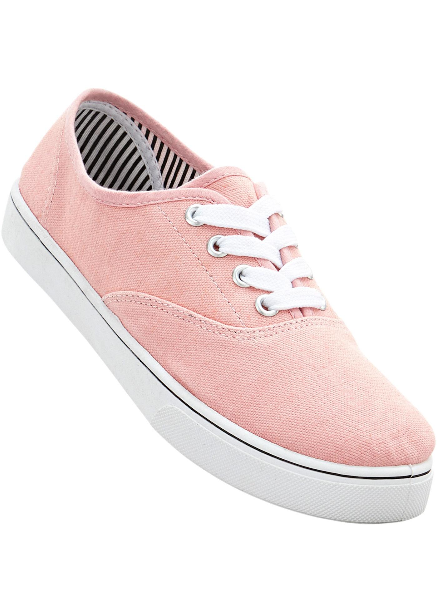 Chaussures de loisirs à lacets pratiques, semelle extérieure légère et profilée.