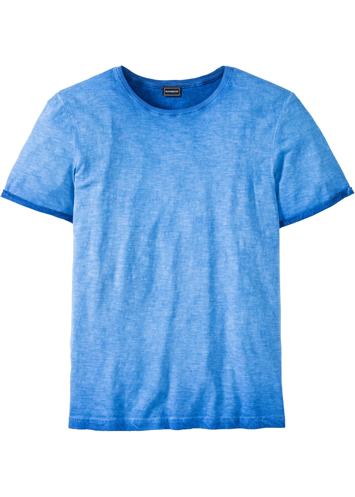 T-shirt Slim Fit effet délavé