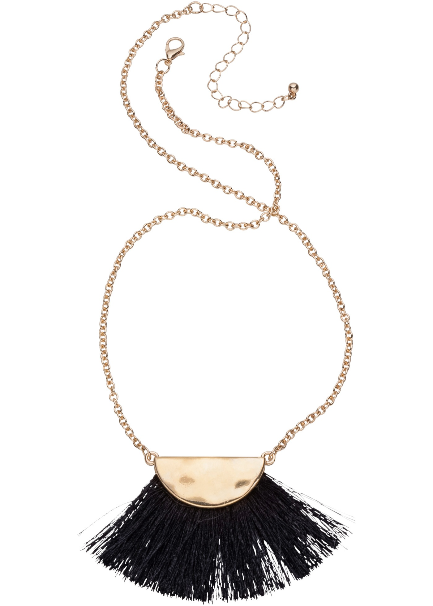 Collier avec pampille