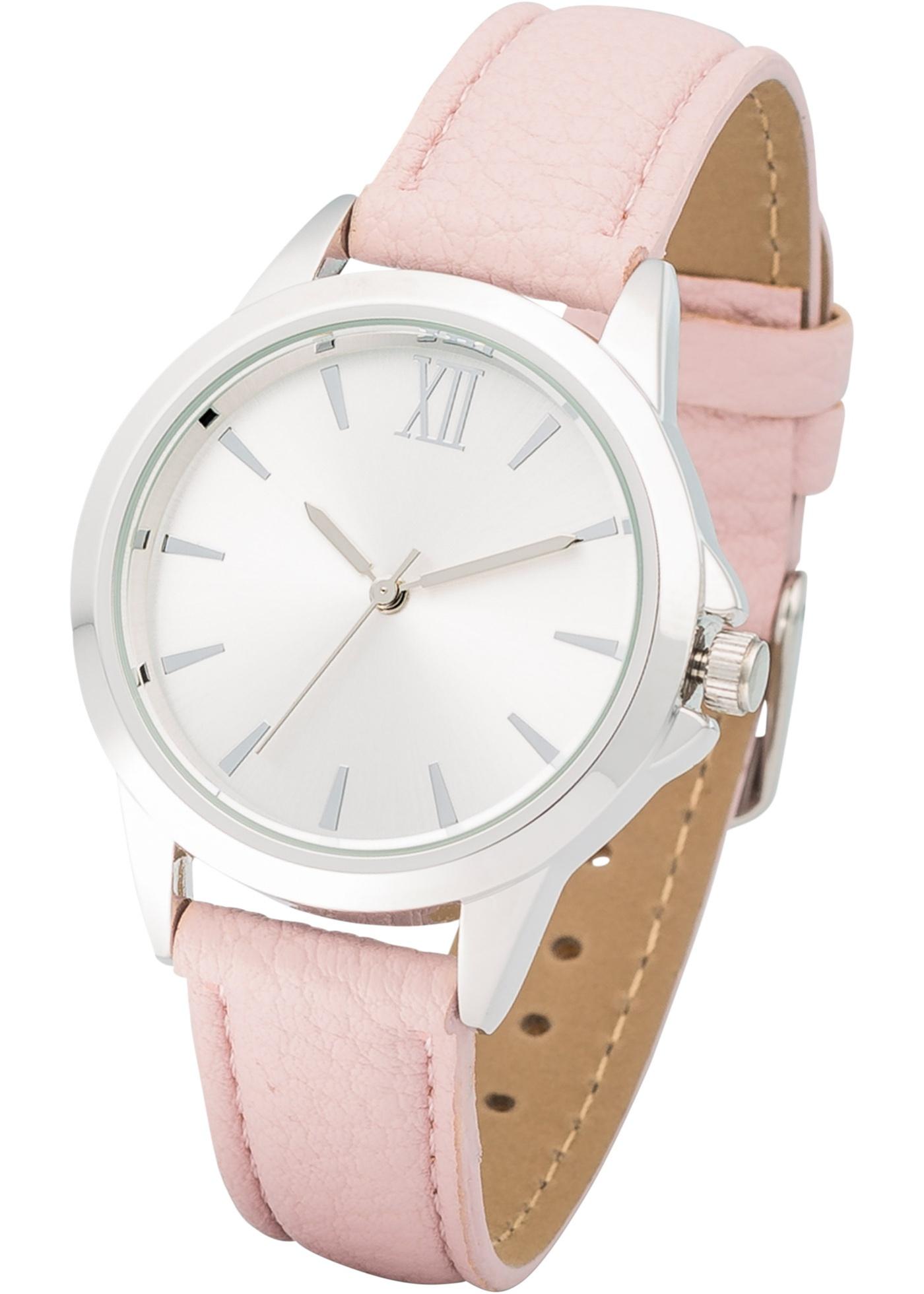 """Cette montre-bracelet basique s""""adapte à chaque tenue. Prix comprenant éco-participation (F)=0,01€ ou recupel (B) =0,05€."""