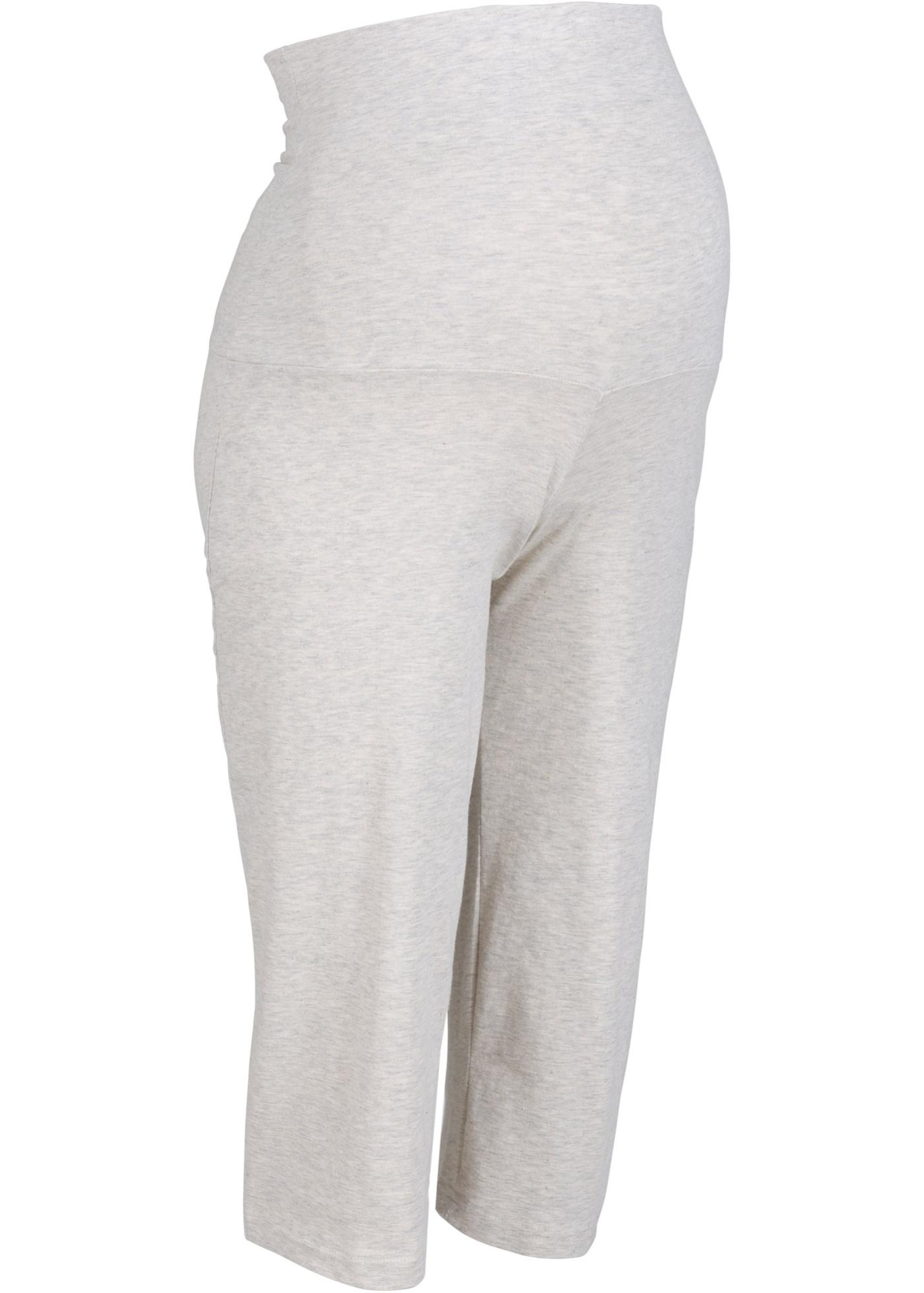 Pantalon corsaire couvrant le ventre
