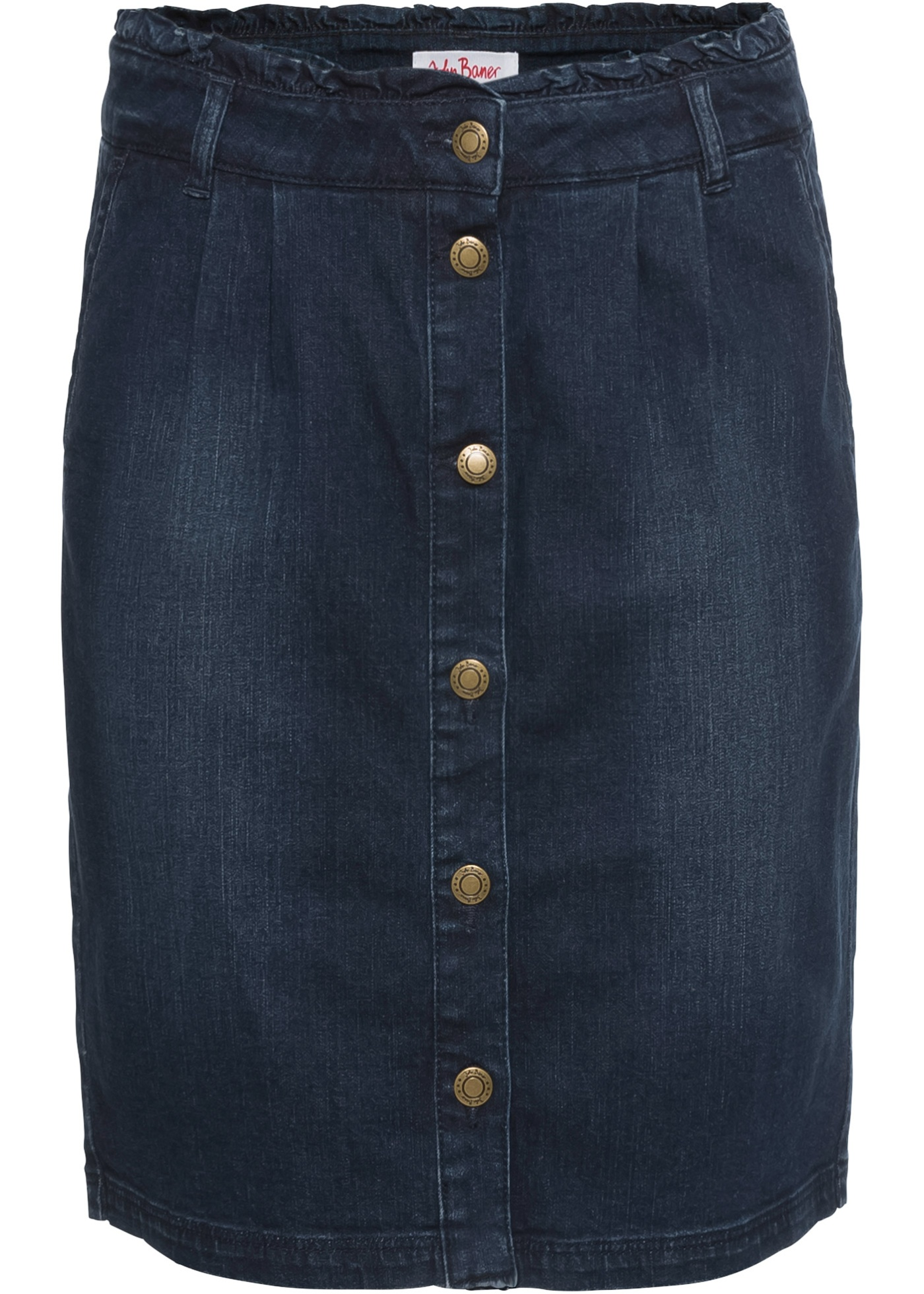 Jupe en jean soft-stretch