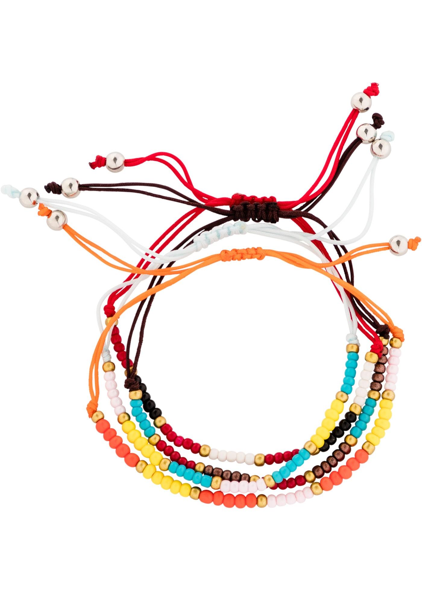 Bracelets (Ens. 4 pces.)