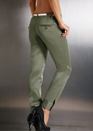 Le pantalon en satin (RAINBOW)
