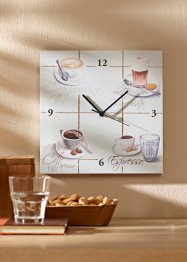 L'horloge Coffee (bpc living)