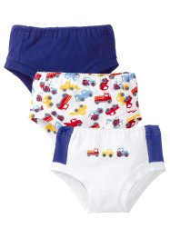 Le lot de 3 culottes bébé (bpc bonprix collection)