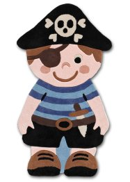 Le tapis Pirate (bpc living)