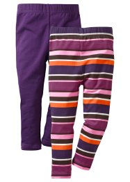 Le lot de 2 leggings (bpc bonprix collection)