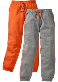 Le lot de 2 pantalons matière sweat (bpc bonprix collection)