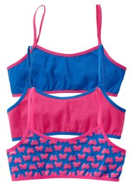 Le lot de 3 brassières (bpc bonprix collection)
