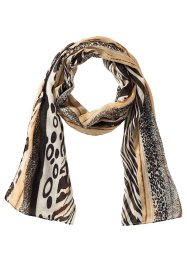 "Le foulard ""Animal"" (bpc selection)"