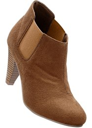 Bottines basses, bpc bonprix collection, camel