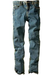 Pantalon slim fit, John Baner JEANSWEAR, dirty denim
