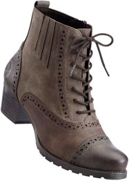 Bottines, Marco Tozzi, taupe