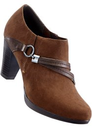 Bottines, bpc bonprix collection, cognac