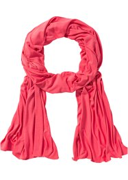 Foulard en jersey, bpc bonprix collection, fuchsia chiné