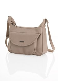 Sac à bandoulière Basic, bpc bonprix collection, beige
