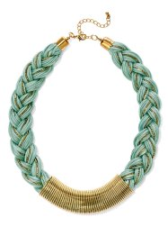 Collier, bpc bonprix collection, menthe